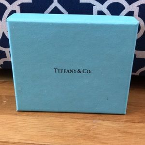 Authentic Tiffany & Co Blue Box EMPTY